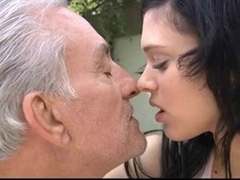 The poor elder feels close surrounding the end of his day and this makes him sad. Outside of with cutie brunette hair hair Miho around this cannot go on. That Chick has skills surrounding cheer him by giving her shaggy cunt surrounding be licked and drilled hard